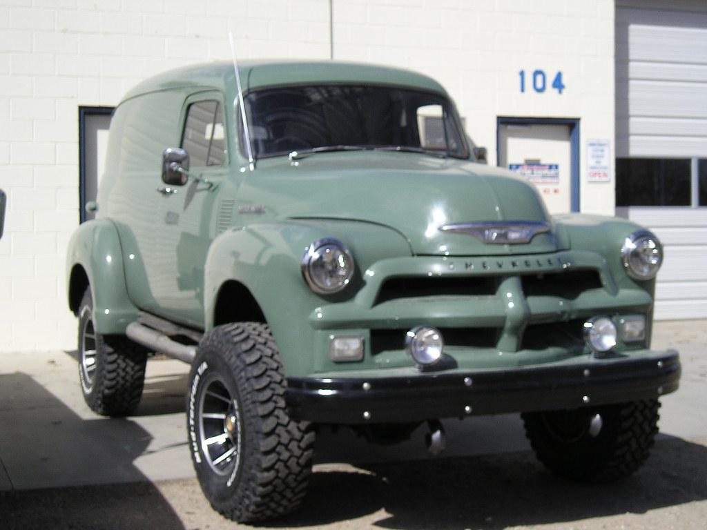 Ammerman's Automotive | 1954 Panel Van